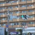 Photos: 開成山 - 交差点名の標識