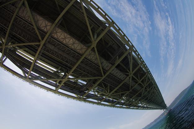 魚から見た橋