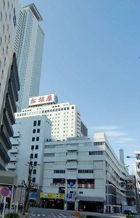 松坂屋名古屋駅店 2010年8月29日 閉鎖-220227-1