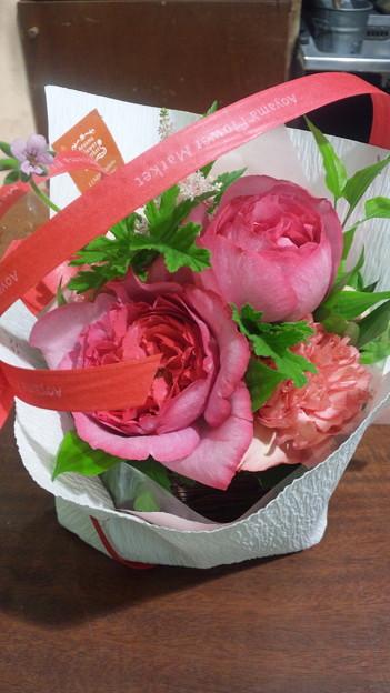 今日の花なう(ΦωΦ)ニャハ