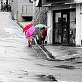 雨の日の寄り道