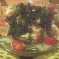 シーサー(うみぶどうサラダ600円4)