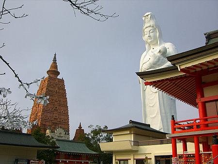 久留米成田山