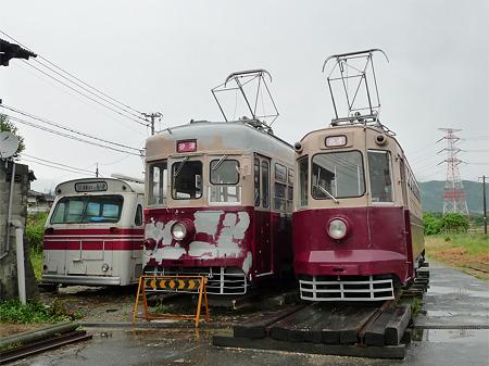 筑前山家駅(3)