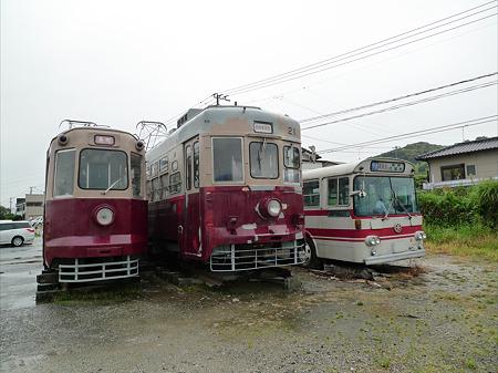 筑前山家駅(4)