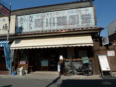 昭和の町の商店街(8)森川豊国堂