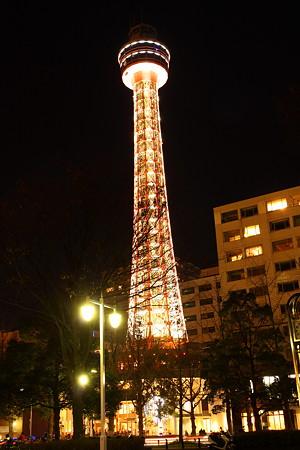 マリンタワー七変化