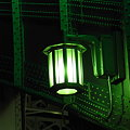 Photos: グリーンのランプ