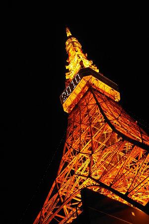 今年もよろしく東京タワー♪