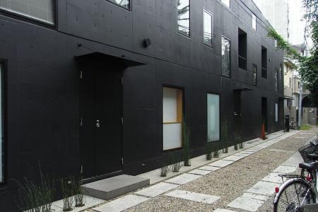 神楽坂倶楽部25 アパート