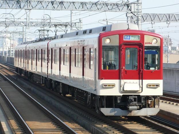 近鉄2050系(近鉄名古屋線)(2009年12月撮影)