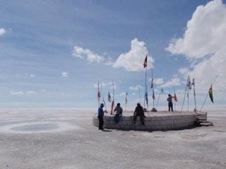 ウユニ塩湖6