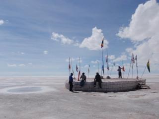写真: ウユニ塩湖6