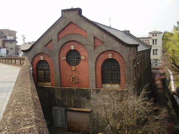 旧蹴上発電所