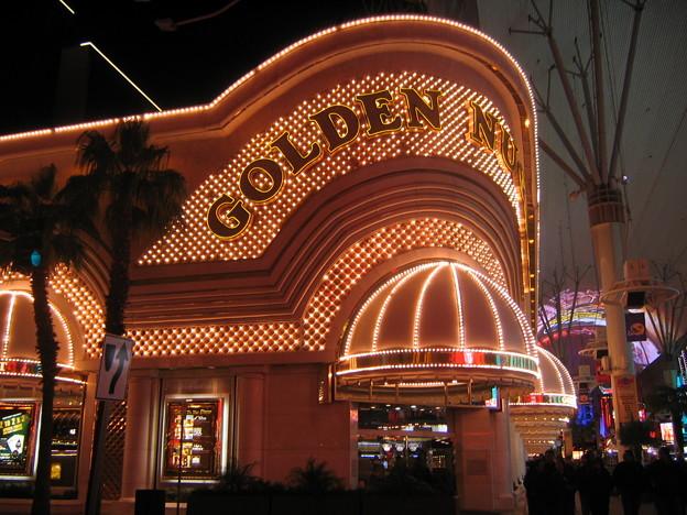 Fremont St. - Golden Nugget 3-10-10 2210