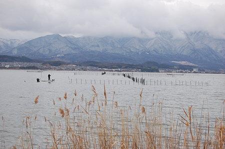 琵琶湖風景