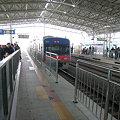Photos: アサン温陽駅着