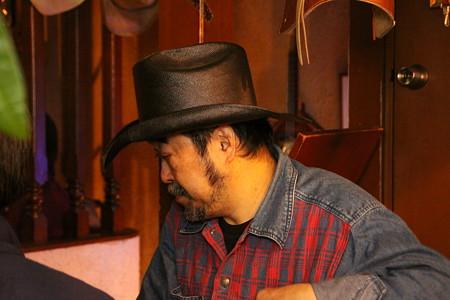 ステージコーチのマスター 片山誠史さんのお父さん(^^ゞ
