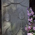 写真: 妙法寺の道祖神 02