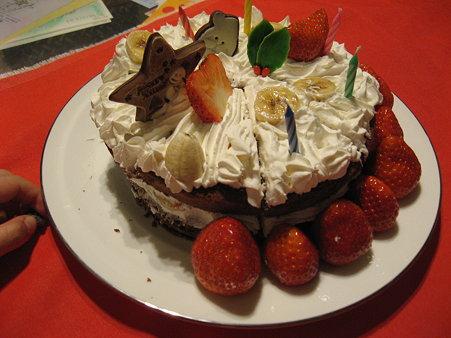 χmas cakeなう