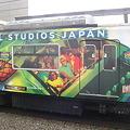 写真: ユニバーサルスタジオ列車