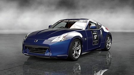 日産 370Z (GTアカデミー バージョン) '08