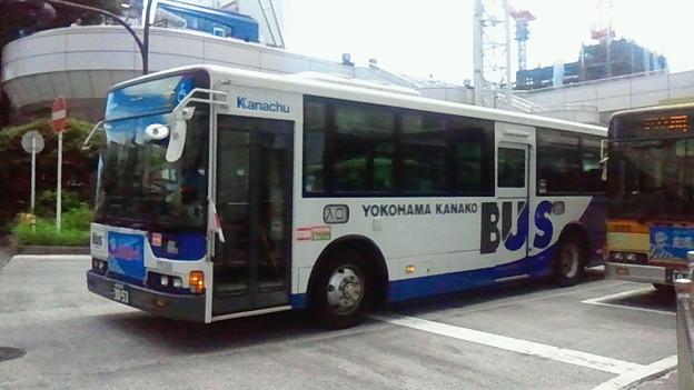 横浜神奈交バスYK1111... - 写真共有サイト「フォト蔵」